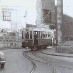 Calle Miguelete 1957