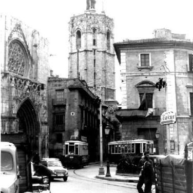 Calle Miguelete 1957