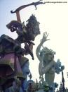 La Fallas statues