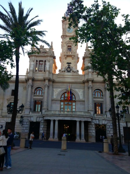 town hall vlc