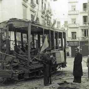 Calle Miguelete 1937