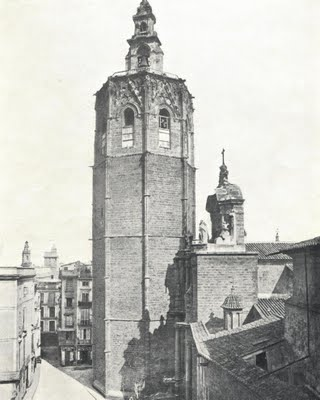 1870 - the watchmakers just out of view, but the mish-mash of buildings against it can still be seen