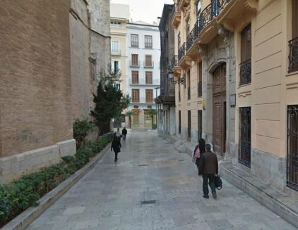 Calle del Micalet