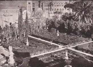 Monforte gardens 1940