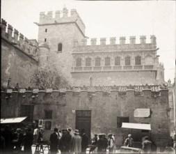 1927 back entrance