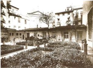 Patio Naranjos 1920's