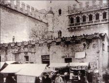 back entrance early 1900's