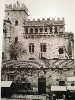 back entrance (date unknown)