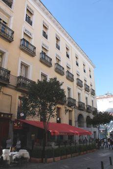 Calle del Correo Madrid