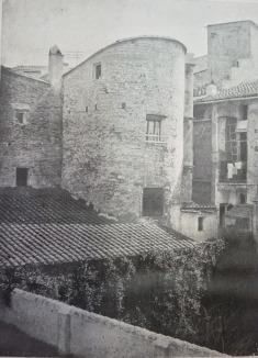 Moorish tower, year unknown