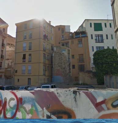 Torre Mare Vella (Google screen shot)