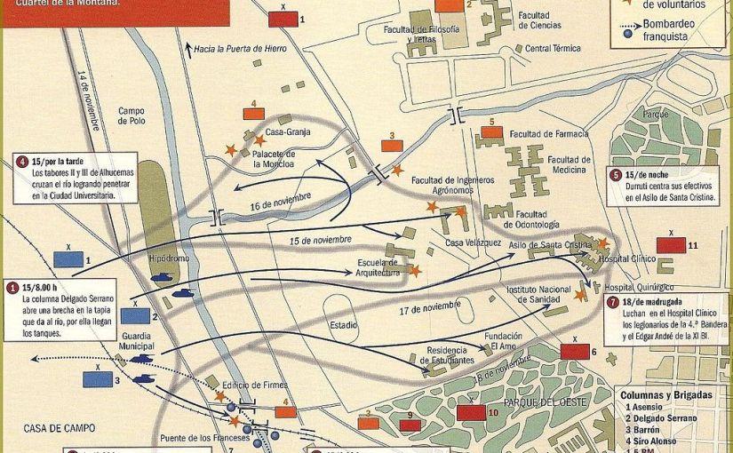 This Week in Spanish Civil War History – Week 18: 14 – 21 November1936