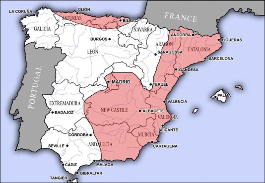 division-of-spain-in-february-1937