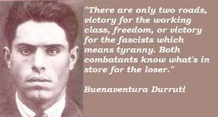 This Week In Spanish Civil War History Extra: 80 Years Since The Death of Buenaventura Durruti – 20 November 1936