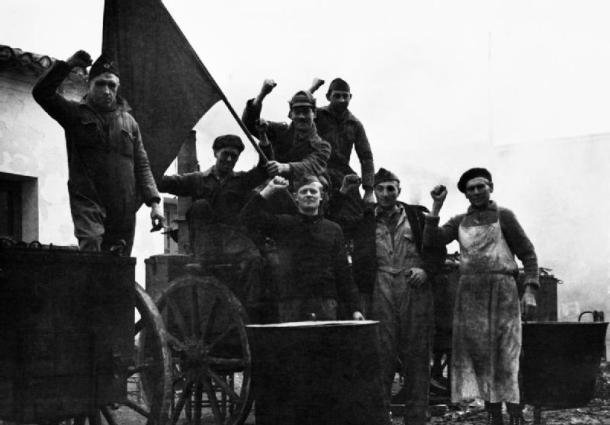 This Week in Spanish Civil War History – Week 23 and 24: 19 – 31 December1936