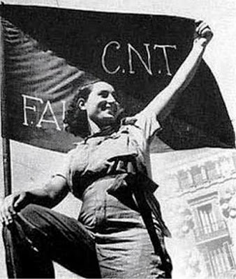 Women of the Spanish Civil War: Part 1 – Lucía Sánchez Saornil