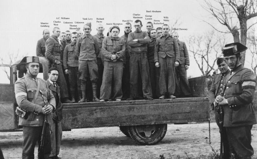 This Week in Spanish Civil War History – Week 31: 12 – 19 February1937