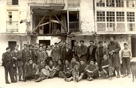 This Week in Spanish Civil War History – Week 40 and 41: 17 – 30 April1937