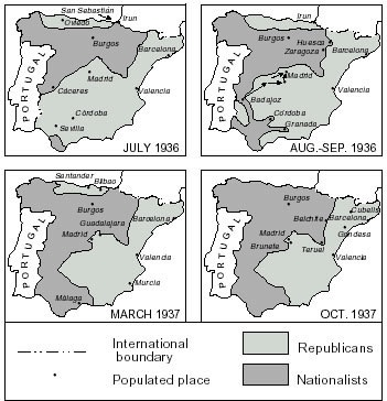This Week in Spanish Civil War History – November 1937: The Halfway Point