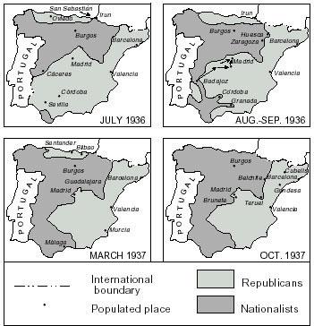 This Week in Spanish Civil War History – November 1937: The HalfwayPoint