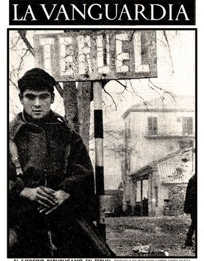 This Week in Spanish Civil War History – Weeks 82-85: 80 Years Since the Battle of Teruel, February1938
