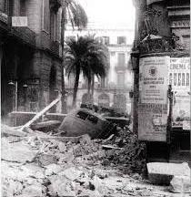 bombing of Barcelona 1938