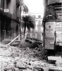 bombing of Barcelona 1938