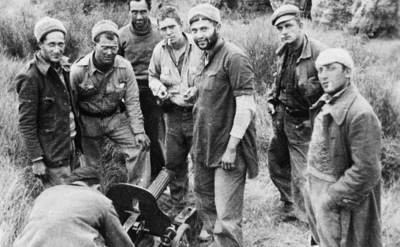 This Week in Spanish Civil War History – Weeks 90 – 94: 1 – 30 April1938