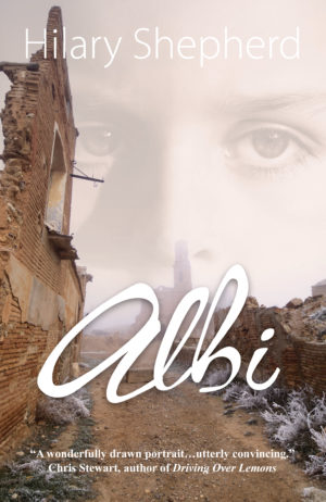 SPAIN BOOK REVIEW – APRIL: 'Albi' by HilaryShepherd