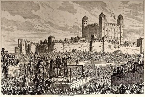 Thomas Cromwell's Downfall: Part 6 – The Scaffold Speech 28 July1540